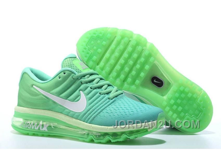 nike air max 2017 green