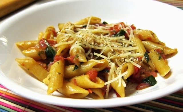 my version of my fav pasta fresca  pasta dishes
