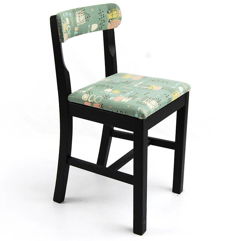 chair fabric love (With images) | Chair, Dinette chairs ...
