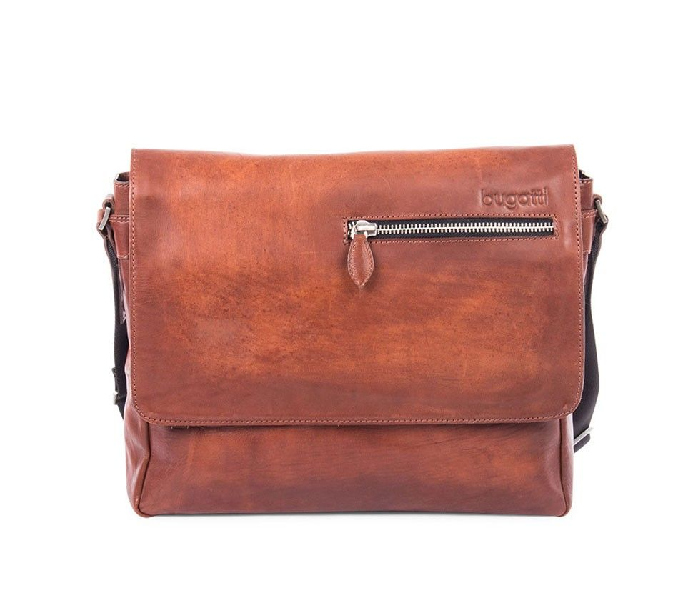 Domus 2 0 Leather Briefcase Bag For 14 In Laptop Cognac Leather Briefcase Bag Bags Leather