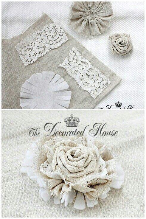 pin von janet pearson auf jewelry pinterest blumen blumen n hen und blumen basteln. Black Bedroom Furniture Sets. Home Design Ideas