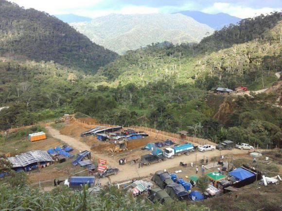Originarios ecuatorianos responsabilizaron al Gobierno por incidentes