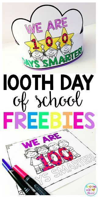 Ideas for celebrating 100 days of school - Savvy Sassy Moms