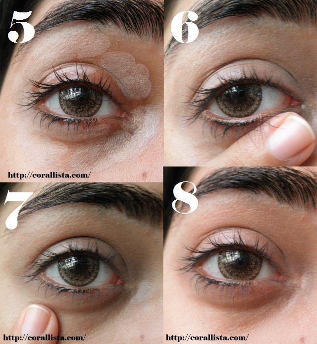 Base Makeup Basics Part 3  How to apply Stick concealer  Stepby