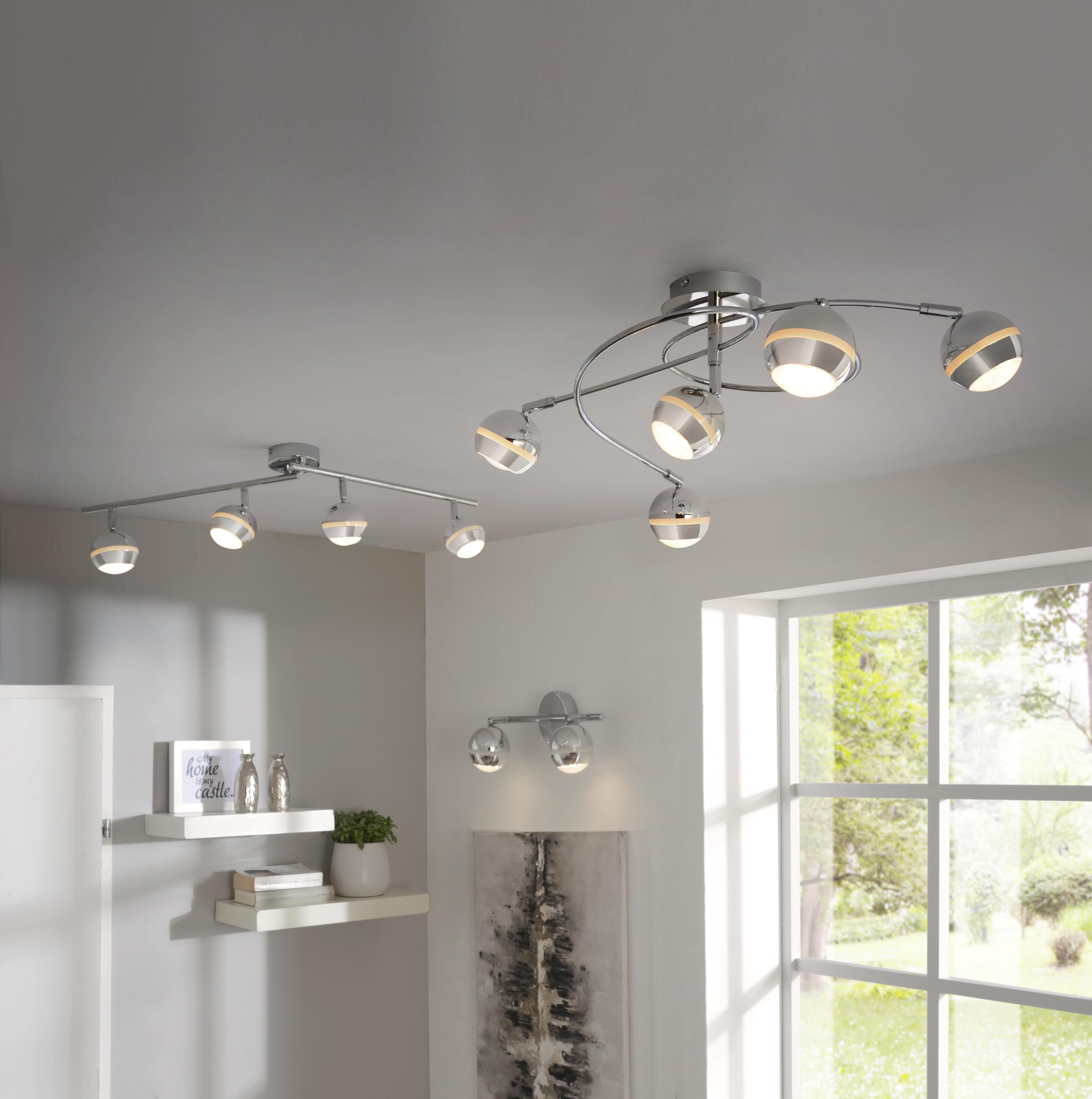 Deckenleuchte Fur Ihre Helle Wohnung Modernes Licht Dank Led