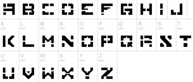 sci fi stencils - Google meklēšana   Fonts   Pinterest   Stencils ...