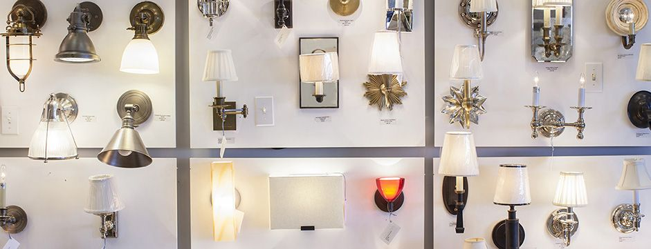 Sconce Wall Featuring Visual Comfort