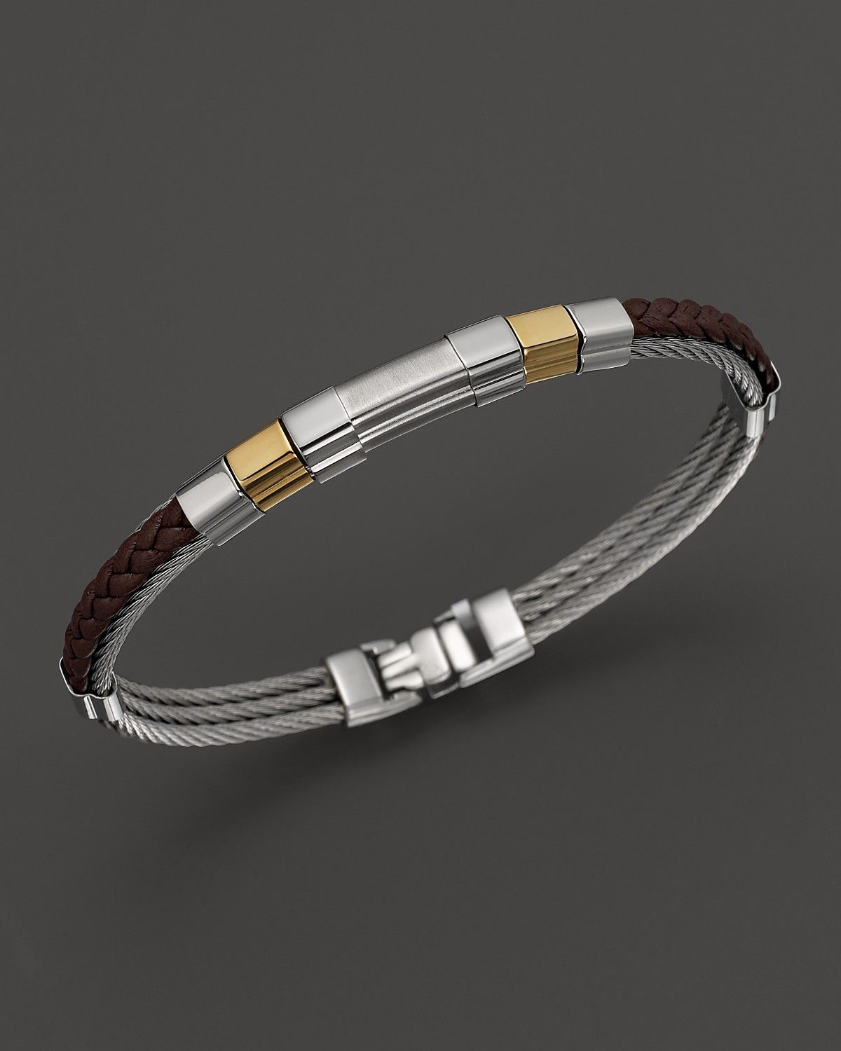 782c80c944fa4 Pin by Vince Erwin Tan on Accessories | Bangles, Brown leather ...