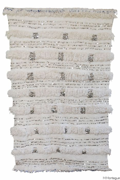 Beautiful Vintage Moroccan Wedding Blanket From The Maryam Montague Part Of S Collection