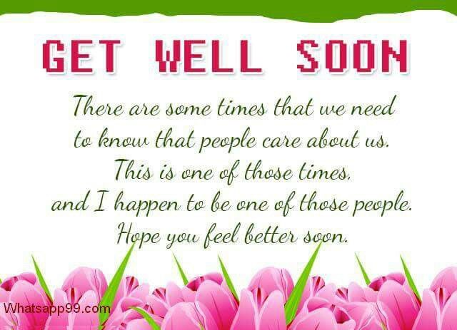 Get Well Soon Get Well Soon Messages Get Well Quotes Get Well Soon Images
