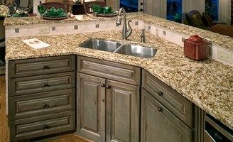 Elegant Countertop Installation Costs | Price To Replace Kitchen Countertops