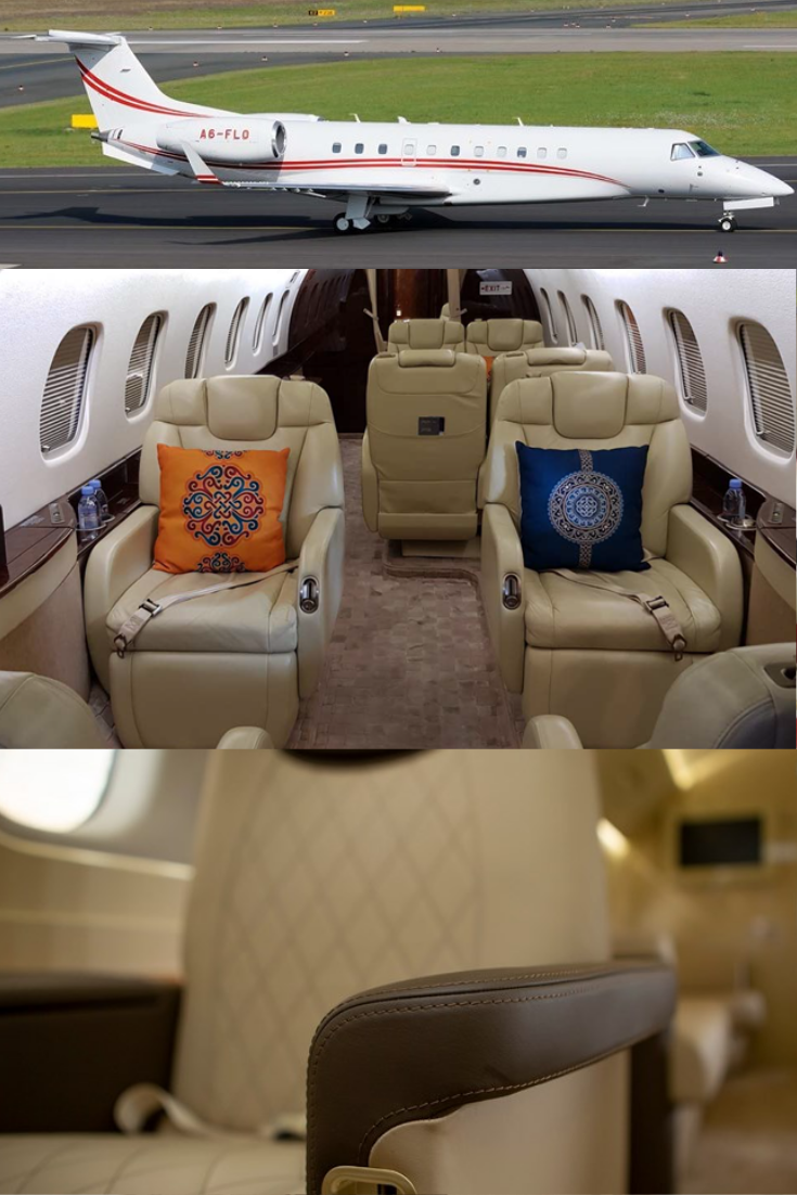 Embraer Legacy 600 for Sale Airplane for sale, Private