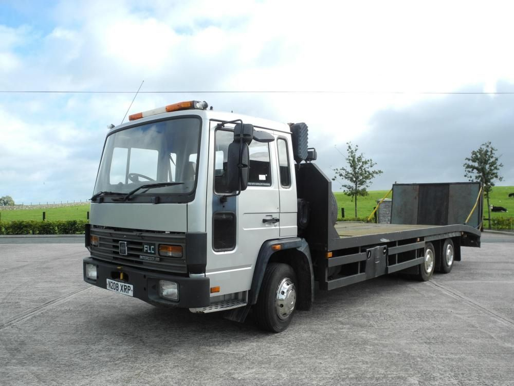 Volvo Fl6 6x2 Volvo Trucks Commercial Vehicle