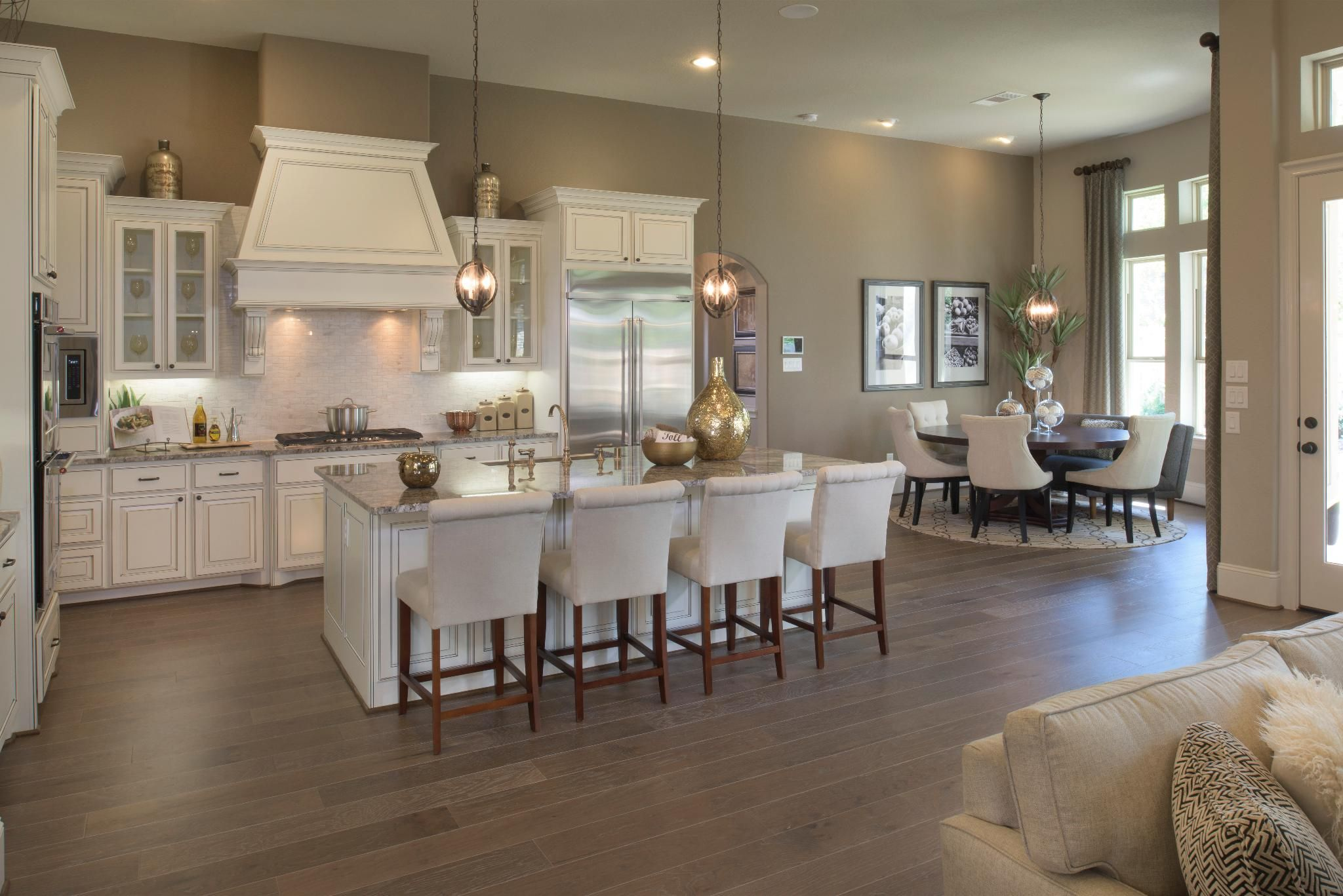 Loving This Open Concept By Tollbrothers: Toll Brothers At Sienna Plantation