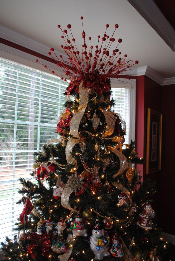 Christmas Decoration Ideas Arboles De Navidad Decorados Arbol De Navidad Navidad
