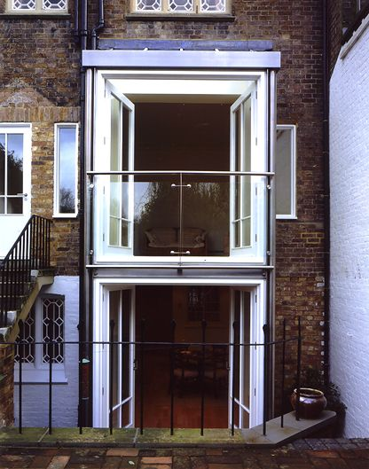 CSK Architects - Projects - Experienced Award Winning Architects in Eton & Windsor - 4 Queens Terrace : Windsor