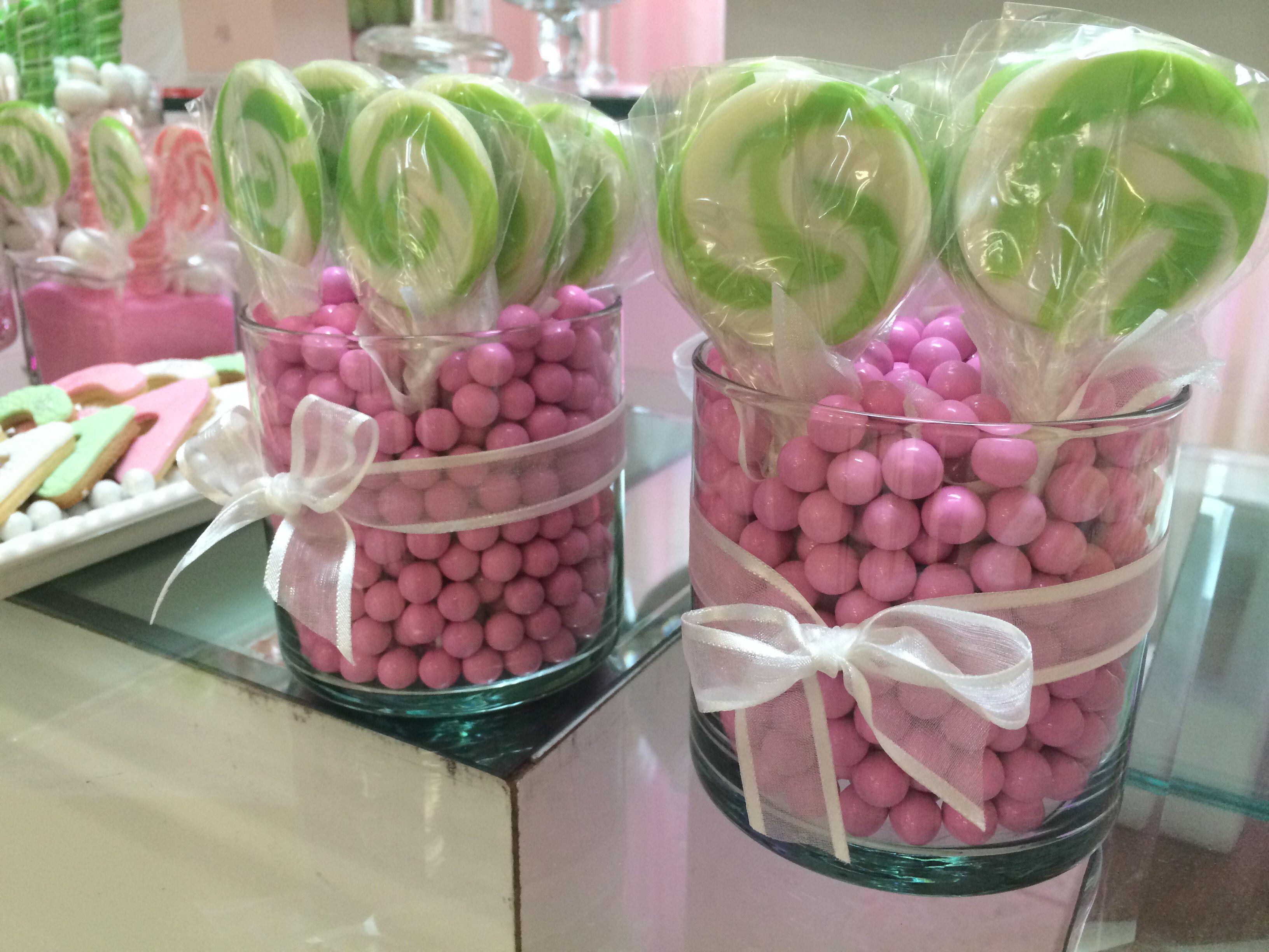 Shabby Chic Candy Buffet Camila Alexandra Baby Shower