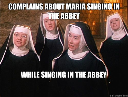 Image result for sound of music funny