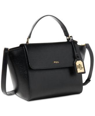 f55d940b0edf Lauren Ralph Lauren Newbury Barclay Crossbody Bag - Blush