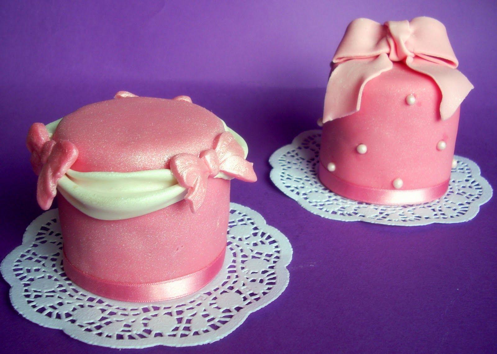 Torte Artistiche di Vittoria Gravina: Mini cake
