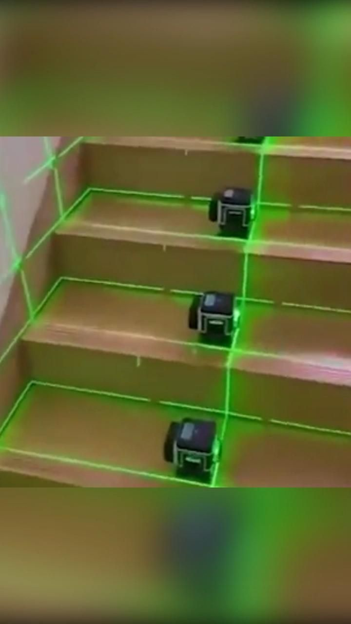 😎 Highly accurate Laser Level for construction pro