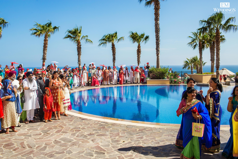 Hindu Wedding At Hotel Pueblo Bonito