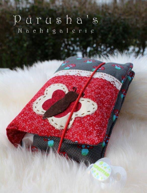 Little Nappy Bag- Windeltasche | Nähen alles für Babys und Kinder ...