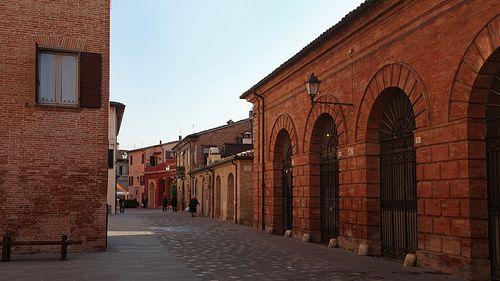 Il centro storico.  #santarcangelo #santarcangelodiromagna #romagna #emiliaromagna #italy #theoldtown