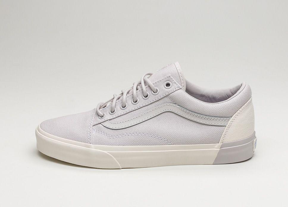 ae0751aaab5 Vans Old Skool DX  Blocked  (Classic White   Wind Chime)  lpu  sneaker   sneakers