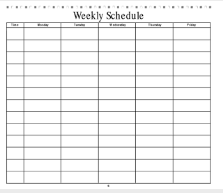 Beg Borrow Steal Planning Daily Lesson Plan Classroom Schedule School Schedule