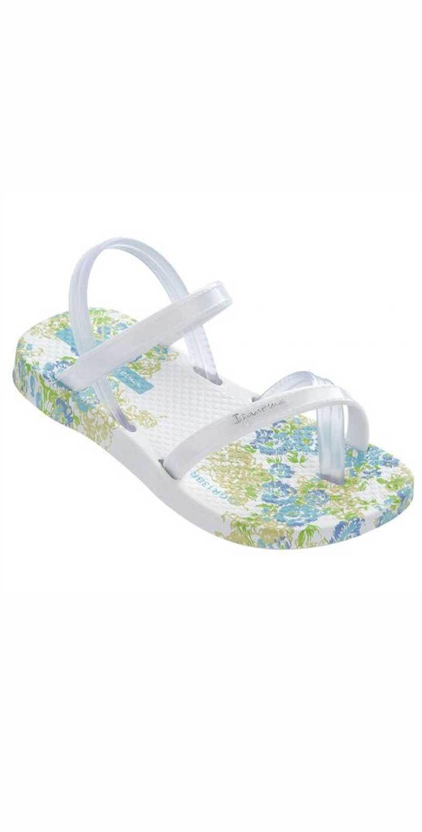 98572f779881c Ipanema Baby Blanket II Sandals in White 81207-20790-WHT