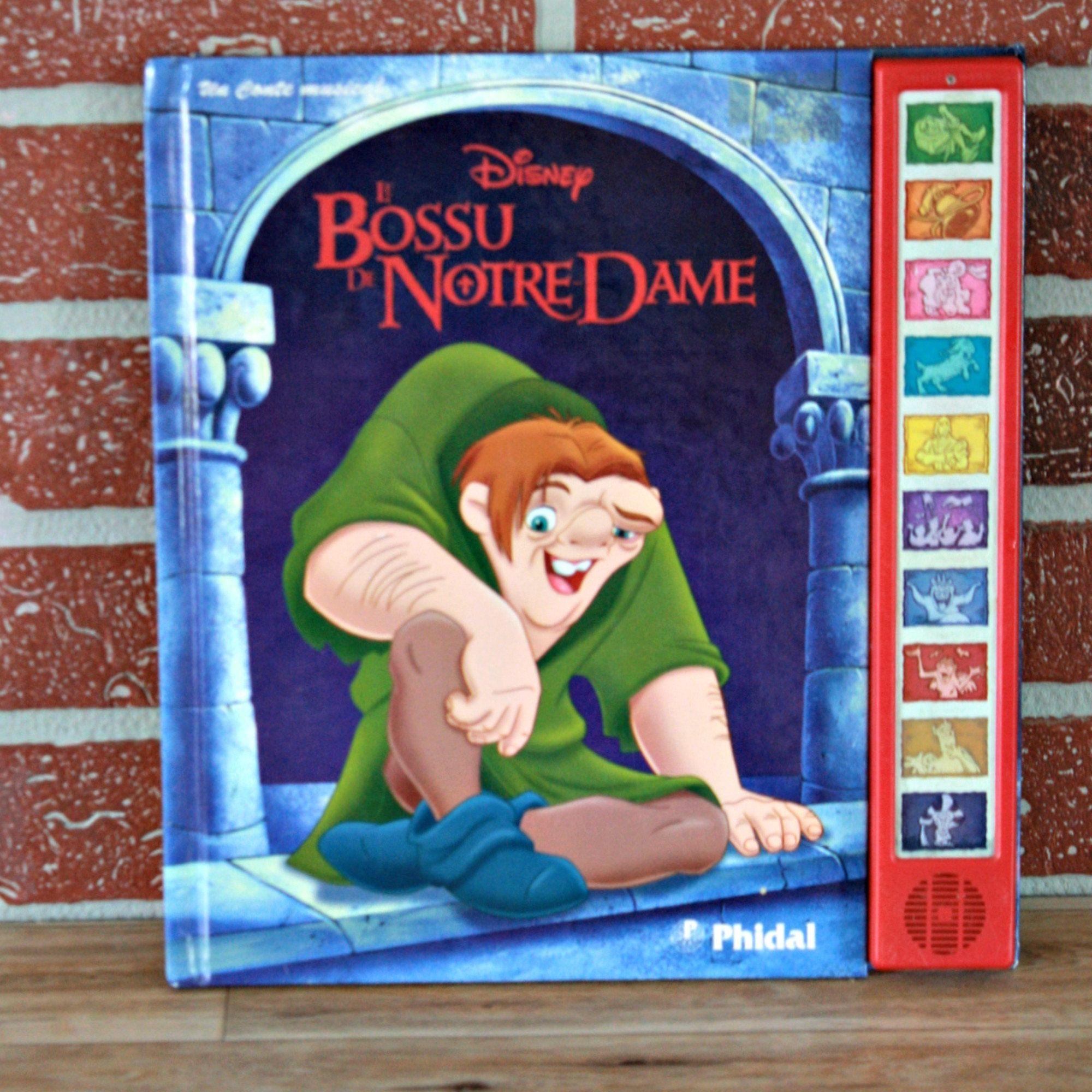 Livre Audio Le Bossu De Notre Dame 1996 Livre Quasimodo