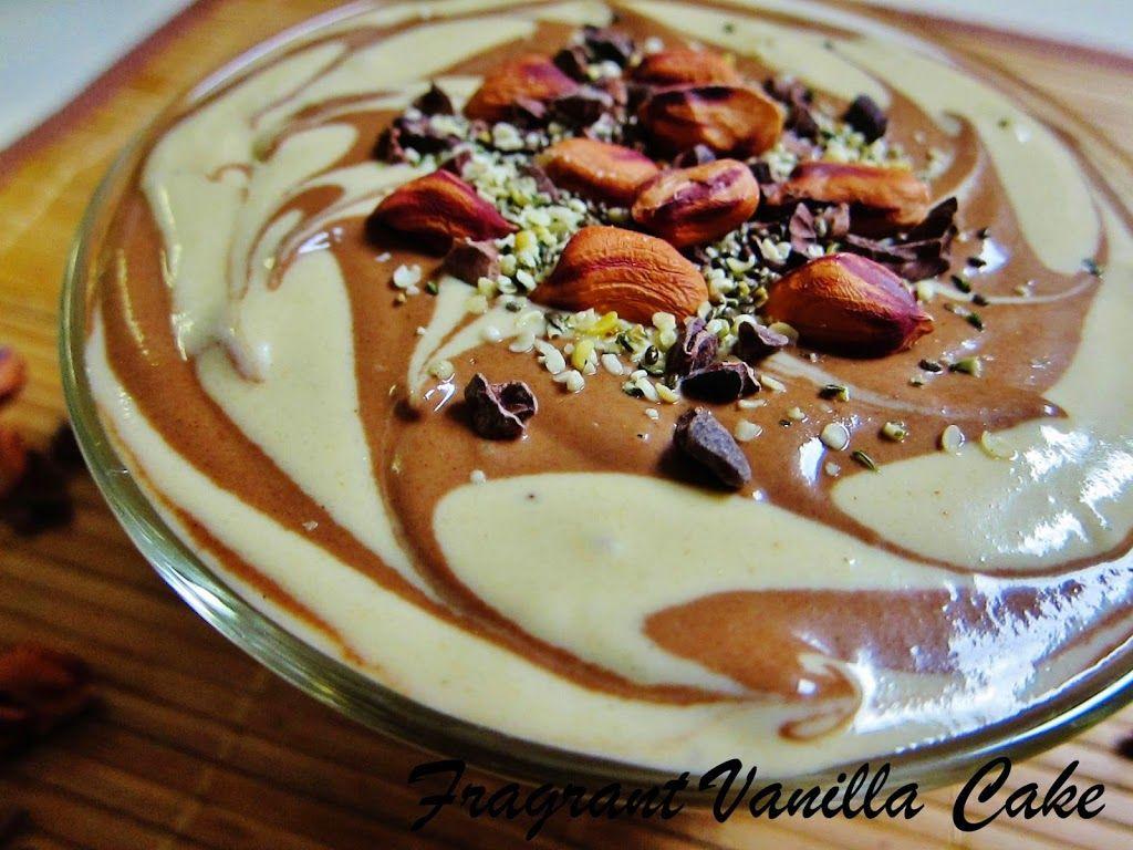 Chocolate PB Bliss Smoothie Bowl | Fragrant Vanilla Cake