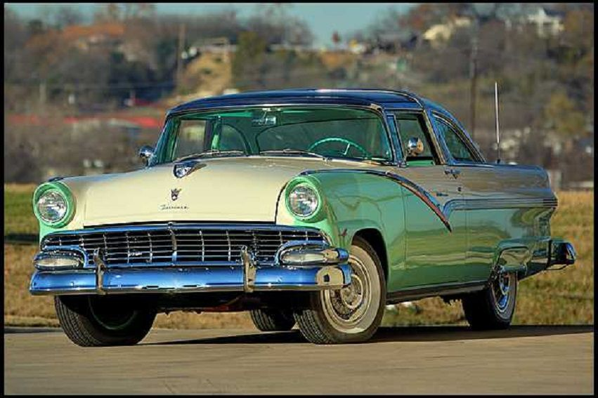 Pin By Bill Donoghue On Classic Ford Edsel Automobiles 1956 Ford Old Classic Cars Ford Fairlane
