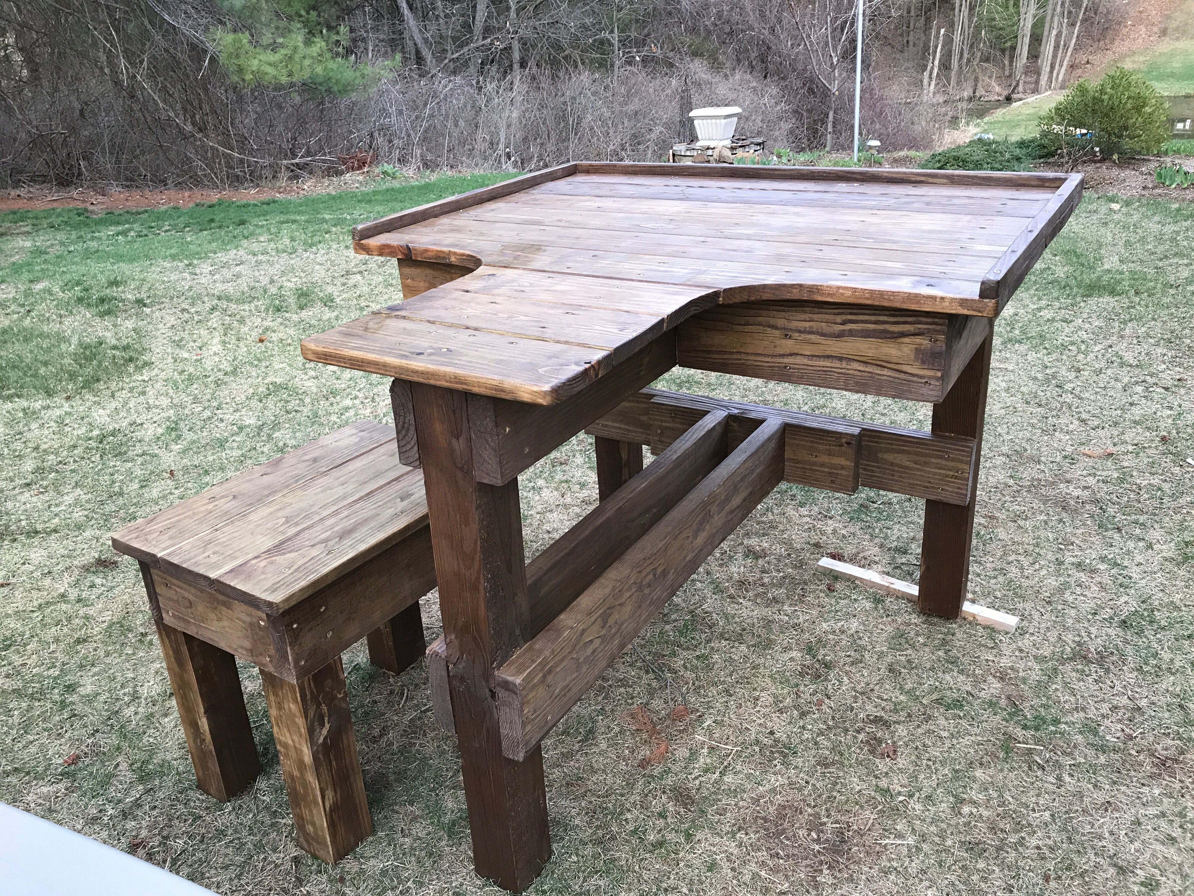 shooting benches for sale Shooting Table Plans