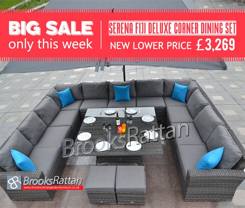 Today\'s Hottest Deal !! Hurry UP Buy Corner Dining Set + Free ...