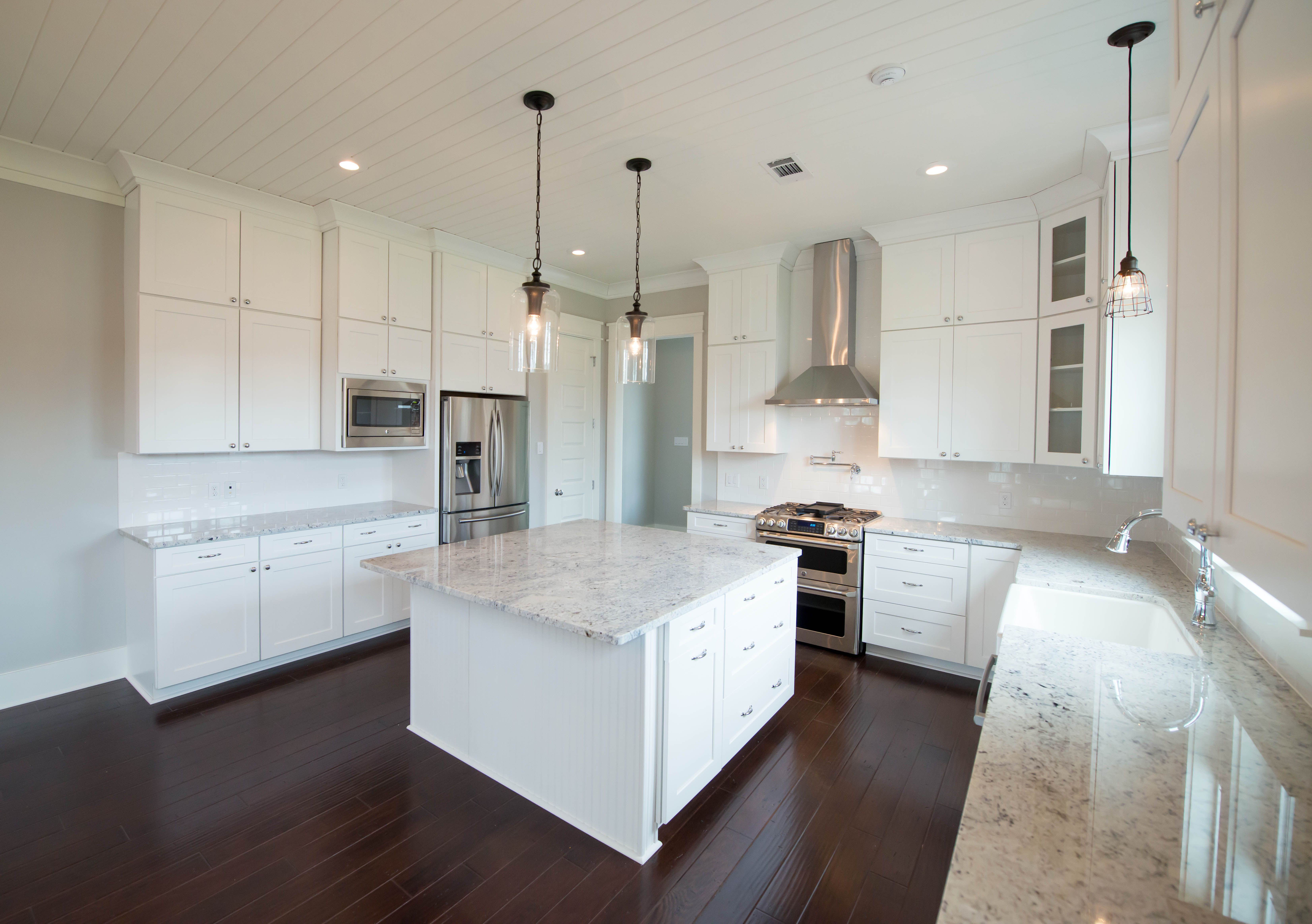 Cottage Kitchen With Tongue And Groove