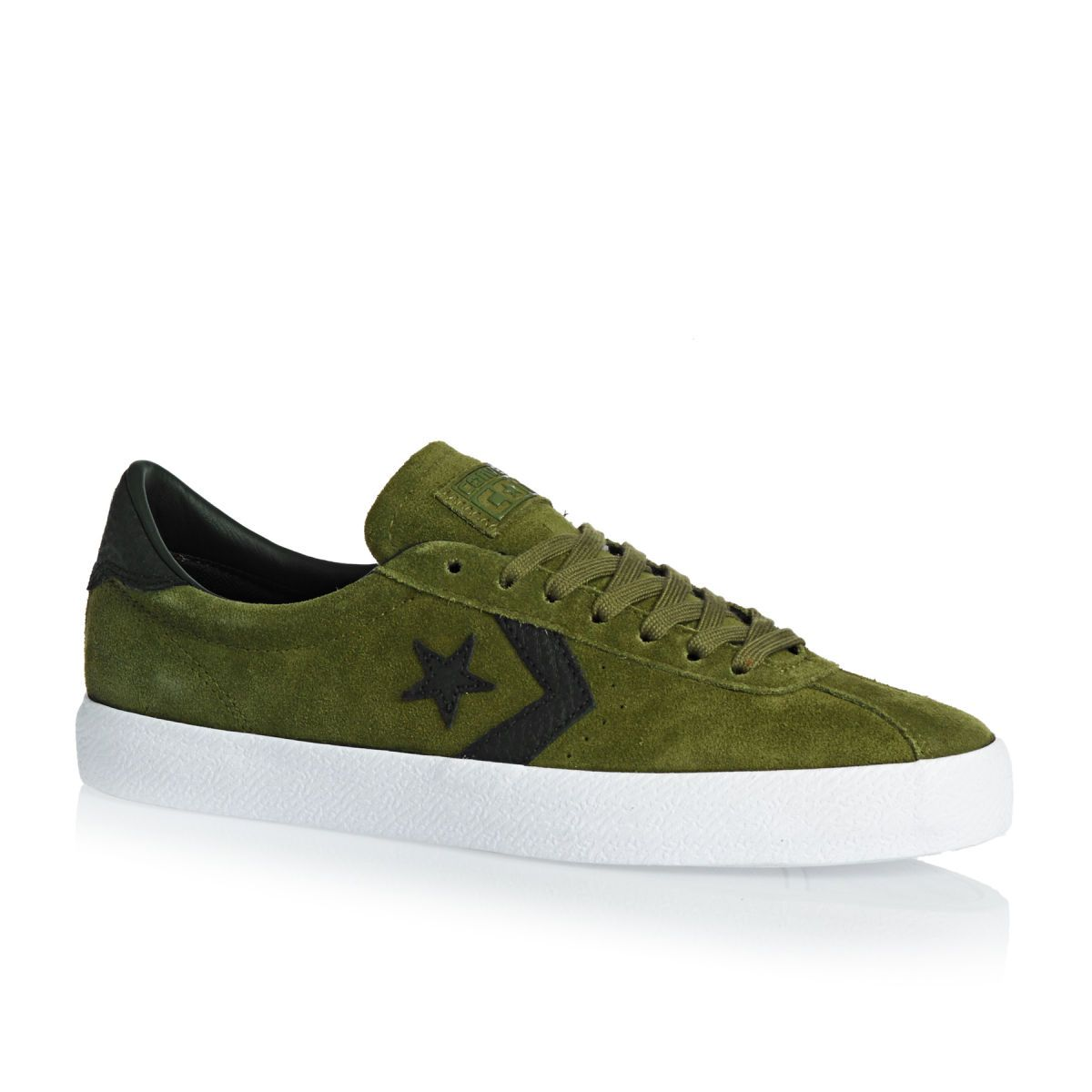 6a9af70a2 Converse Shoes - Converse Breakpoint Shoes - Imperial Green white black