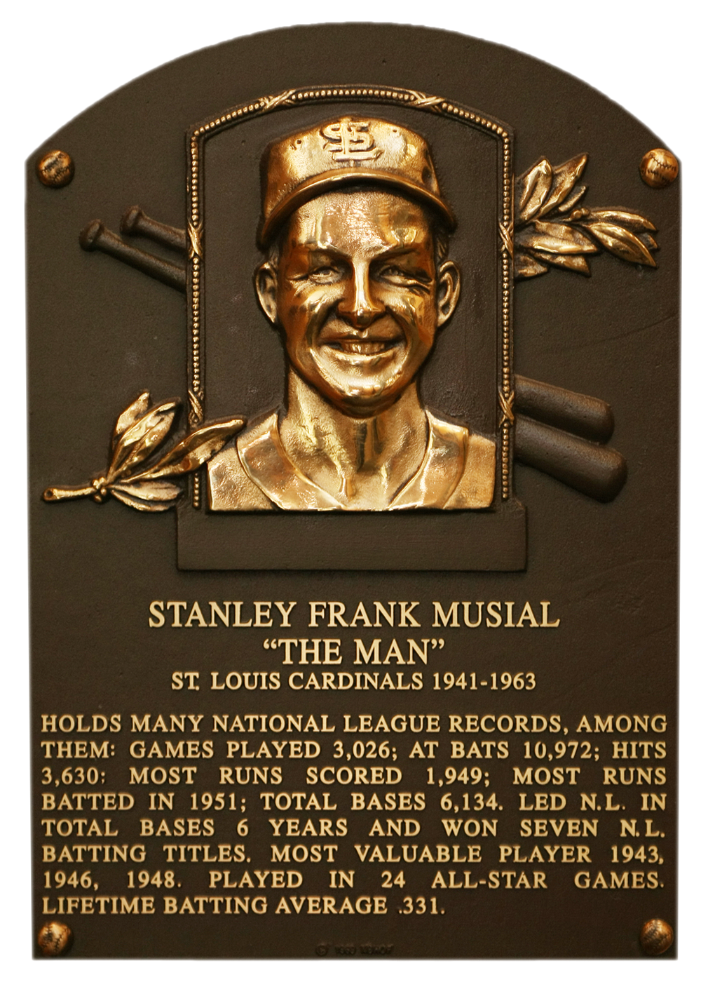 Photo of Stan Musial