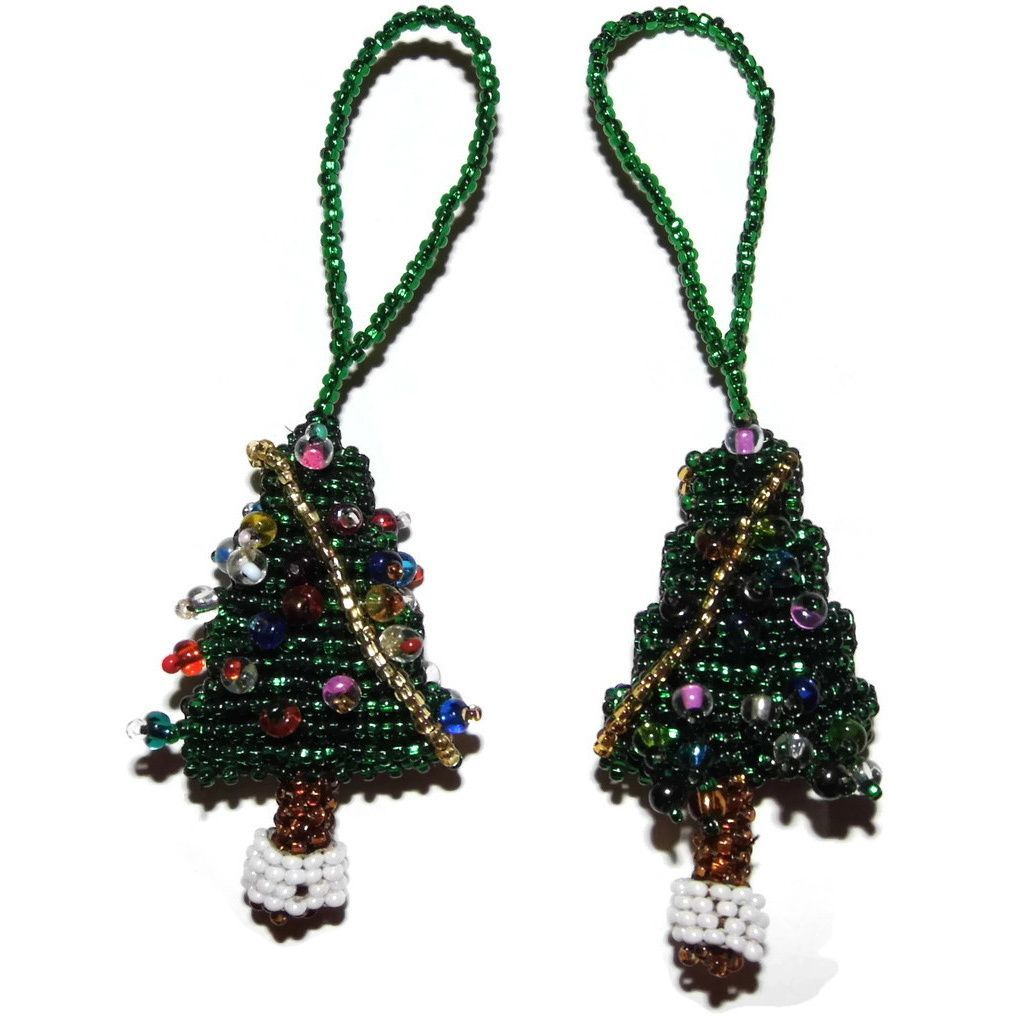 Bead Fair Trade Ornaments