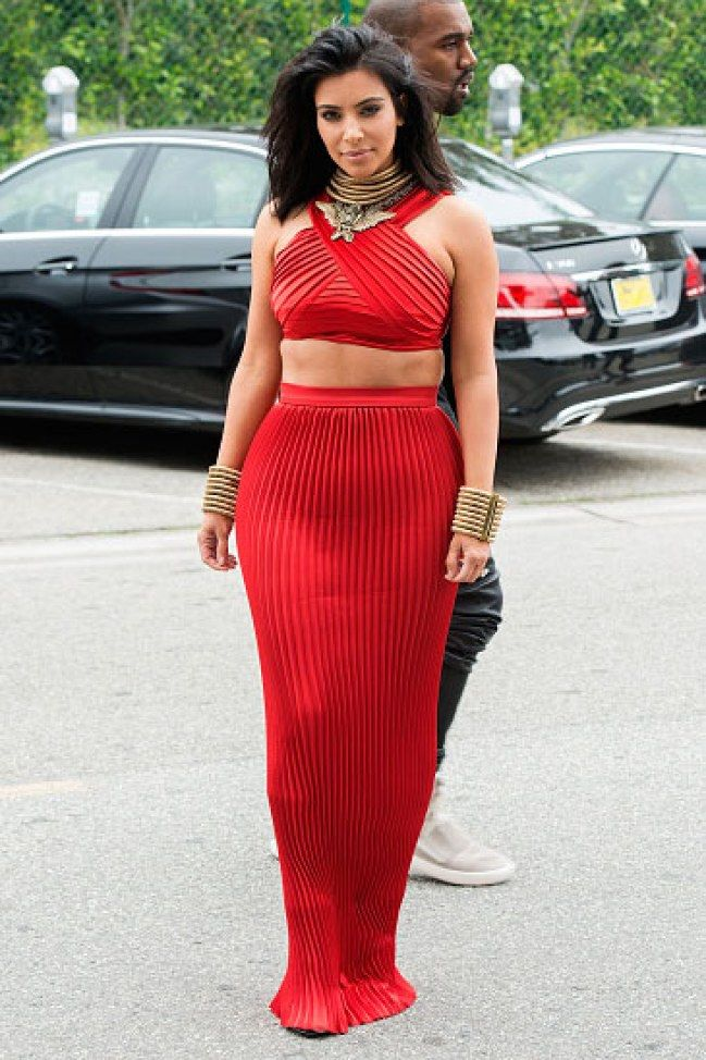 6fa0982c2af7 Kim Kardashian s Sexiest Outfits Ever!