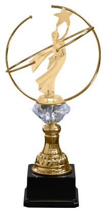 amscan International Trophy Shooting Star Award Hollywood