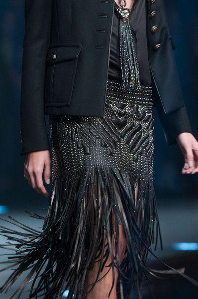Roberto Cavalli Fall 2014 - Details