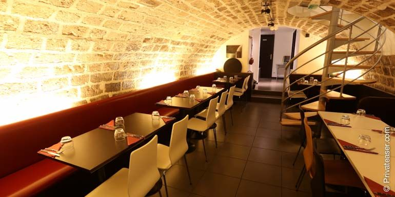 la table du loup | bars avec une cave voûtée | pinterest | bar