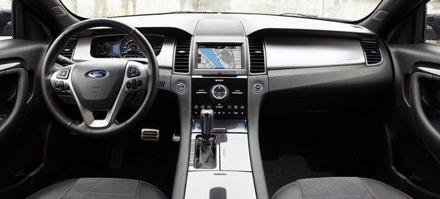 2013 Ford Taurus Sho Auto Carros