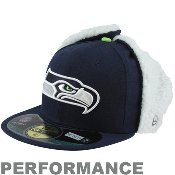 f60433e50 New Era Seattle Seahawks Dog Ear Hat | Top 10 Gifts for Sports Fans ...