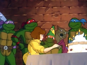 Michelangelo 1987 Tv Series Gallery In 2021 Tmnt Artwork Ninja Turtles Anime
