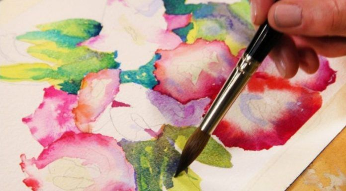 4 Strategies For Creating White Space In Watercolor Paintings Con