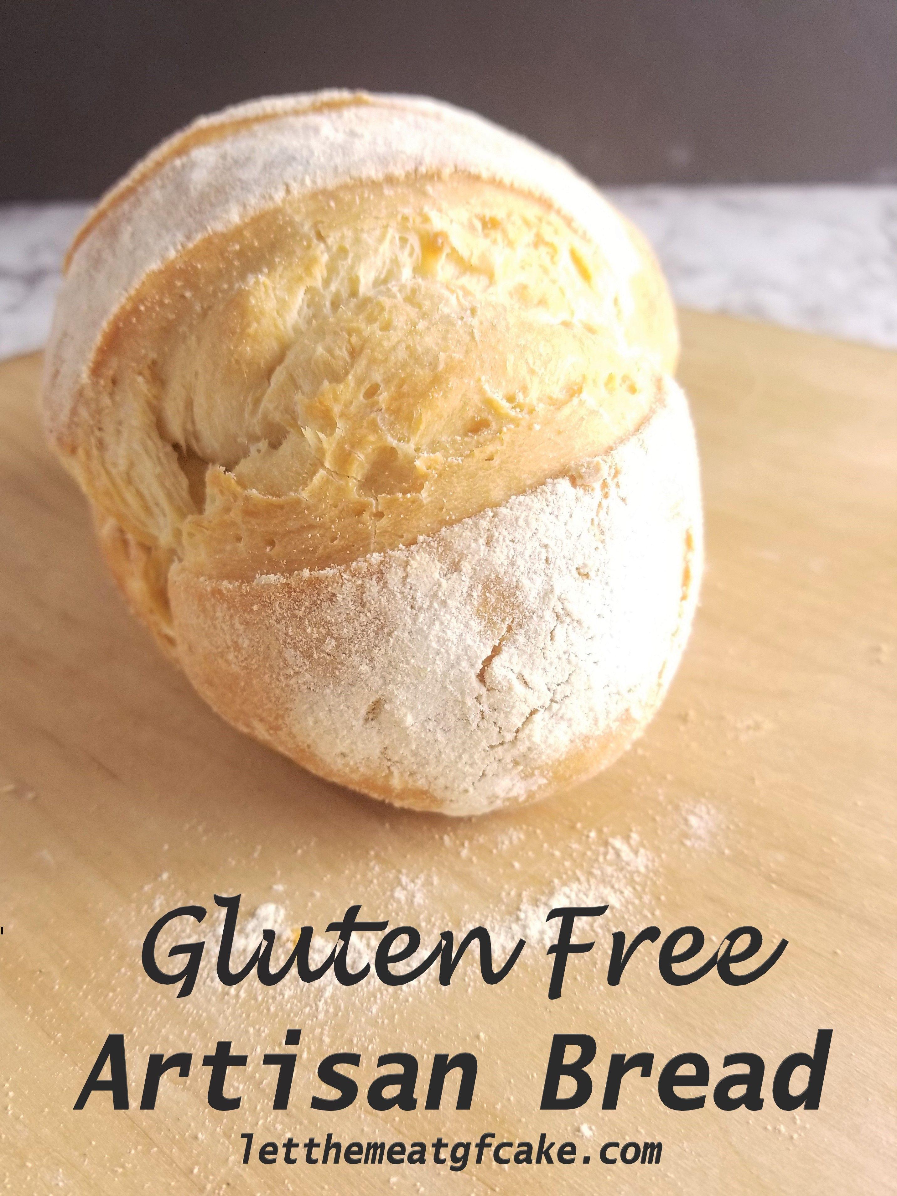 Gluten Free Artisan Bread | Let Them Eat Gluten Fr