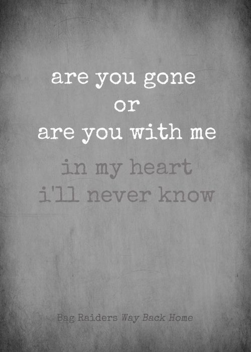 Bag Raiders Way Back Home Lyrics Great Quotes Lyric